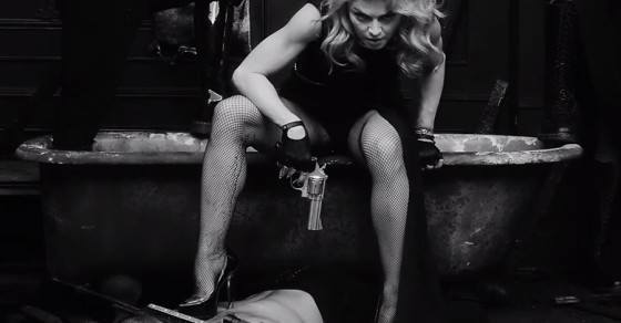 Secret Project Revolution, Madonna & Steven Klein (2013)