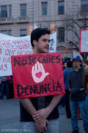 #NiunaMenos: Defender la vida en lascalles