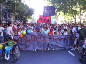 Che Pibe y MTE: Libertad esdar