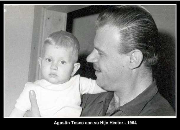 Agustin con Hector E