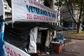 Acampe TOAS: La lucha por ser parte de lahistoria