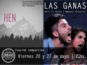"""""""Las Ganas"""" y """"Hen"""": Danzar la cadencia deljuego"""