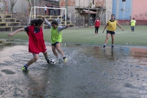 Fútbol femenino: el machismo enoffside