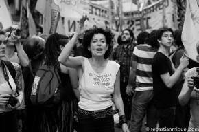 """Marta Dillon: """"Sin presupuesto, la Ley de protección integral a las mujeres es puraretórica"""""""