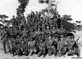 Estudio, trabajo y fusil: Cuba y la lucha enÁfrica