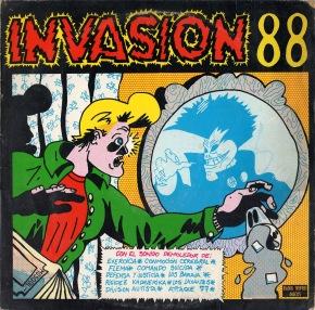 Invasión 88: Aprendiendo a serpunks