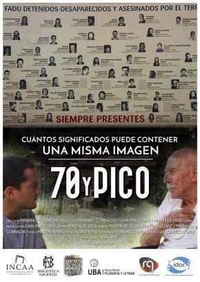 """70 y Pico: """"Mi abuelo fue determinante en el destino de vida de muchos estudiantes"""""""