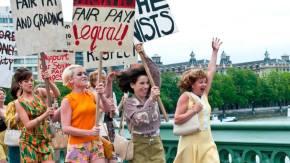 Mujeres luchadoras de Dagenham: un grito que se hacecarne