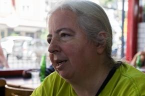"""Claudia Korol:""""Un varón puede intervenir en la lucha feminista si renuncia a sus privilegios, pero es muy difícil que esopase"""""""