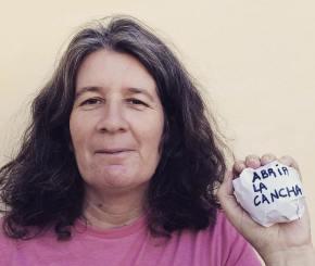 """Mónica Santino: """"El fútbol femenino se hace a pulmón y con mucho amor por lapelota"""""""
