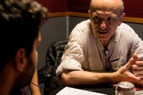 """Ricardo Ragendorfer: """"La Bonaerense es como el agua, toma la forma del envase que lacontiene"""""""
