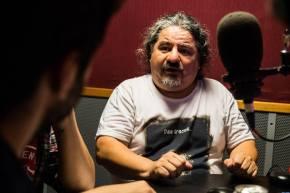 Chelo Candia, el historietistacombativo