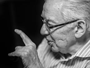 """Jorge Altamira: """"Me rompe los quinotos las chicanas de la izquierda enTwitter"""""""