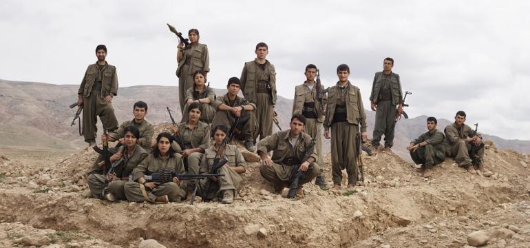PKK-Kurdistan-Workers-Party-Group-Makhmour-Iraq-Guerrilla_Fighters_of_Kurdistan_Joey_L_Photographer_009